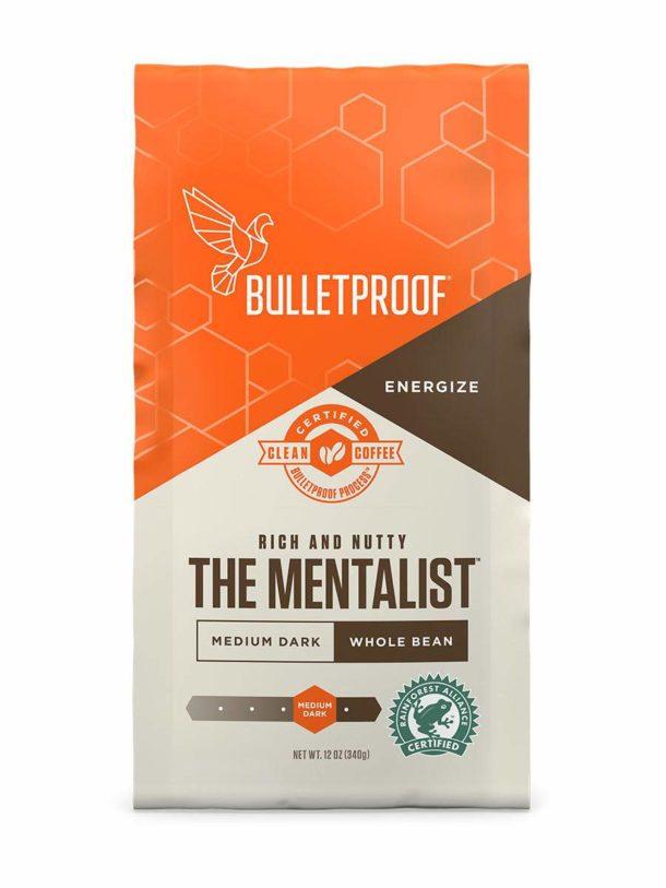 """Bulletproof Coffee """"The Mentalist"""" 340g 1"""
