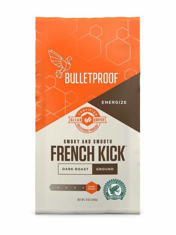 "Bulletproof Coffee ""French Kick"" 340g 1"