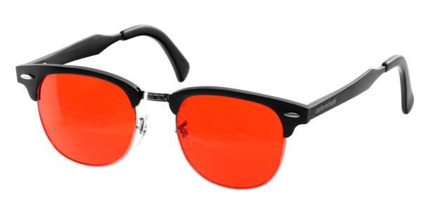 Carbonshade Clubmaster – Blue-blocking Briller 5