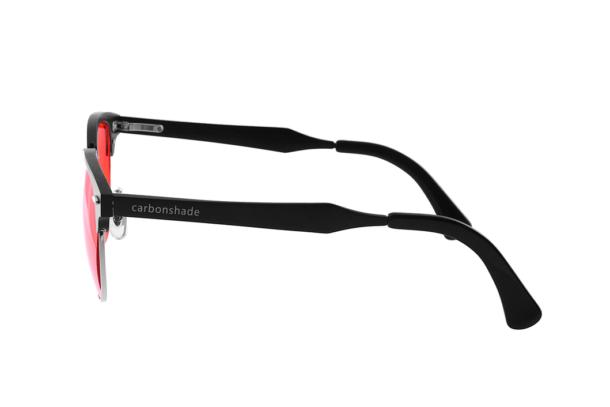 Carbonshade Clubmaster – Blue-blocking Briller 3