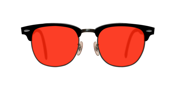 Carbonshade Clubmaster – Blue-blocking Briller 6