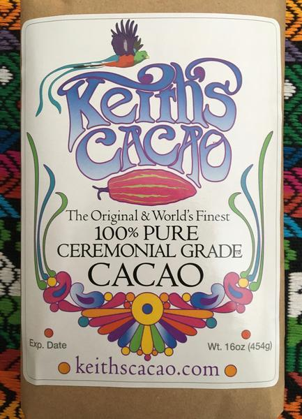 Keith's Cacao 1