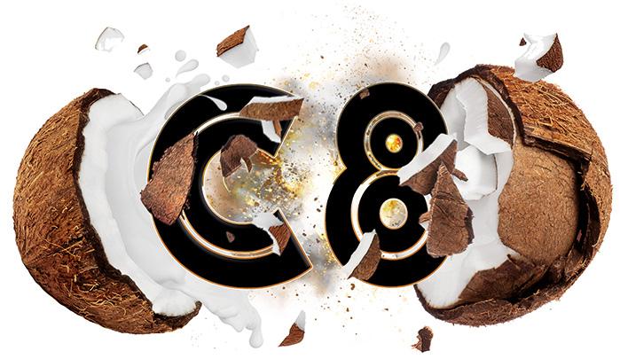 C8 - Den mest eksplosive MCT