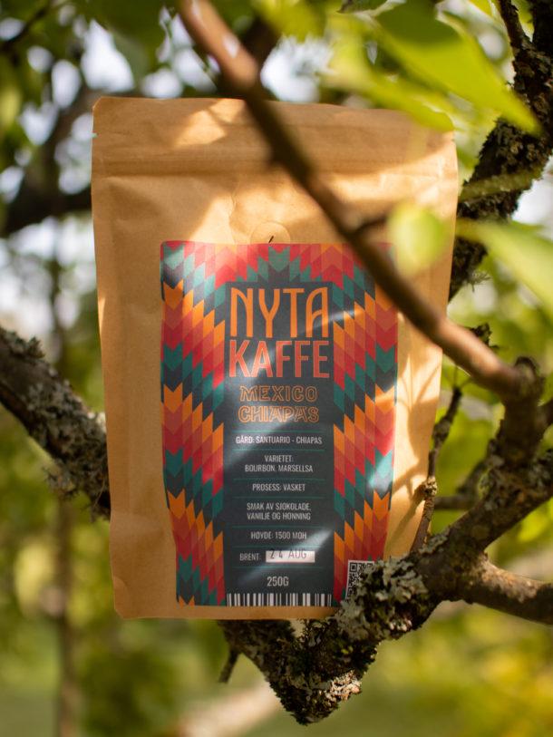 Nyta Kaffe: Chiapas 1
