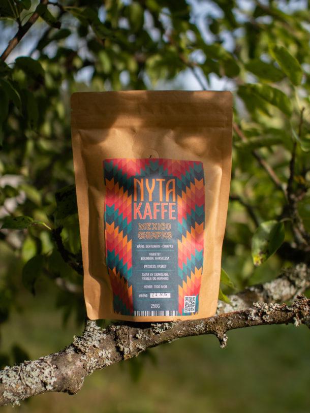 Nyta Kaffe: Chiapas 4
