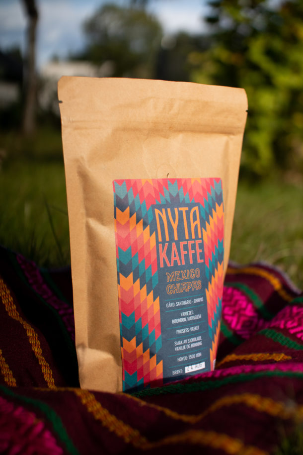 Nyta Kaffe: Chiapas 3
